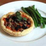 Tomato-Oregano Tart